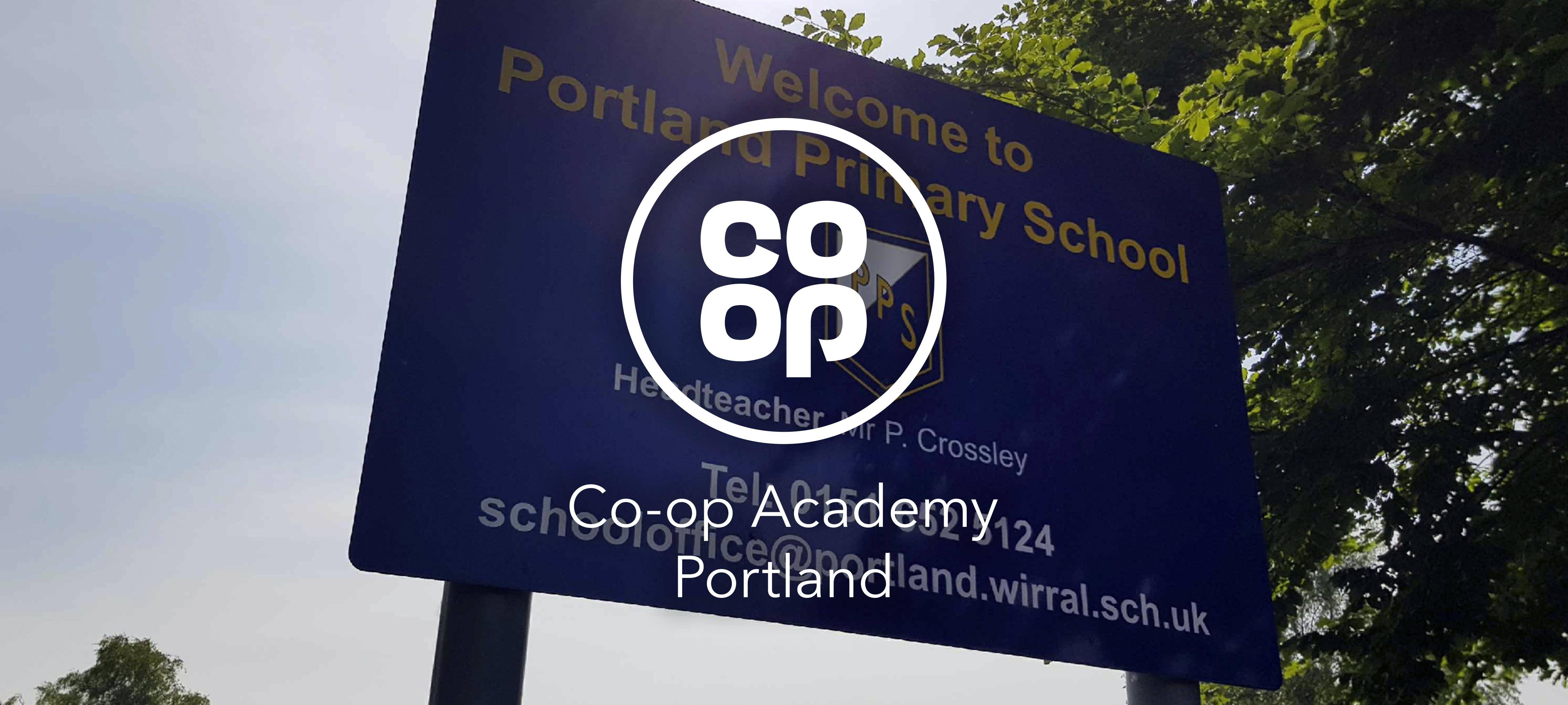 Portland Primary School becomes first Merseyside school to join Co-op Academies Trust