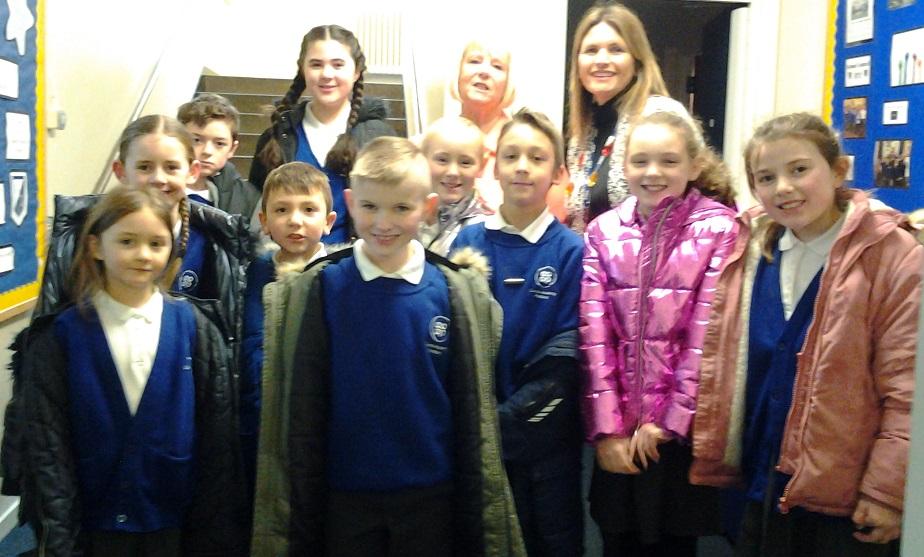 School Council Co-op Visit
